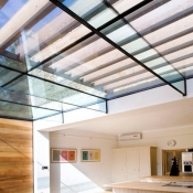 Overhead Glass Flooring 10