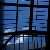 Overhead Glass Flooring 11