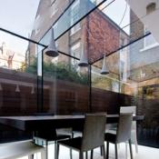 Overhead Glass Flooring 2