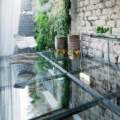 Overhead Glass Flooring 8