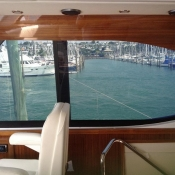 Riviera Motor Yacht - Switchable Privacy Glass On