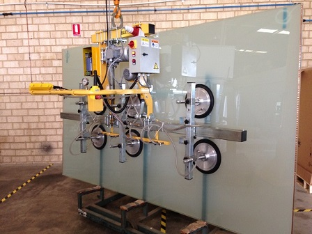 Biggest Switchglass Panel 1800 x 3500
