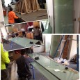 Switchable Privacy Glass Installation