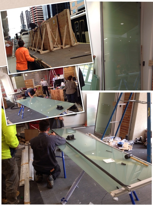 Switchglass - manufacturer of Switchable Privacy Glass