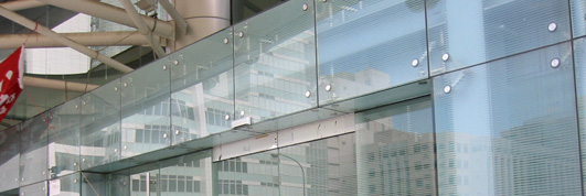 Architectural Laminated Glass