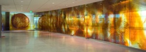 Laminated Glass Wall in Seattle