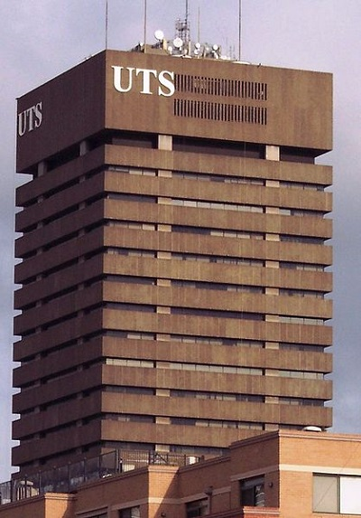 UTS Tower - photo Wikipedia