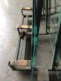 Polished Edges - Glass Balustrading