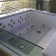Spa Bath on Motor Yacht
